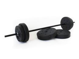 Barbell Set tegova - 45kg Gymbit