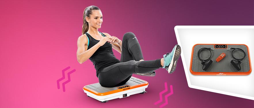 Vibroshaper sprava za fitnes